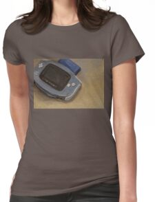 Gameboy Advance Womens Fitted T-Shirt