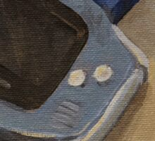 Gameboy Advance Sticker