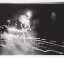 Light Trails by Sophie Matthews