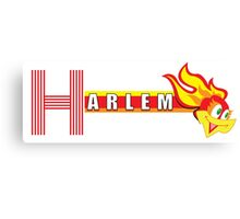 HARLEM SHIRT Canvas Print