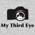 My Third Eye Tee by YasLalu