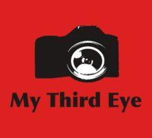 My Third Eye Tee One Piece - Short Sleeve