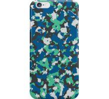 Camo 7 - Littoral Combat iPhone Case/Skin