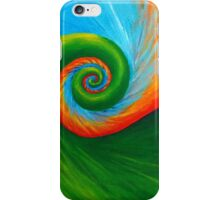 The Universe - Fine Art Painting iPhone Case/Skin