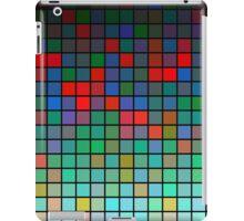 Color Grid 01 iPad Case/Skin