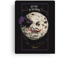 GOTHAM, WE HAVE A PROBLEM! Canvas Print