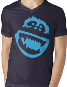 Abominable Mens V-Neck T-Shirt