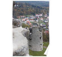 Burg At Flossenbürg 11 Poster