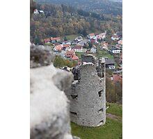 Burg At Flossenbürg 11 Photographic Print