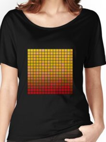 Color Grid 02 Women's Relaxed Fit T-Shirt