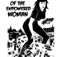 Attack of the empowered woman V2 - Naturally Defective by Olivia Trainor