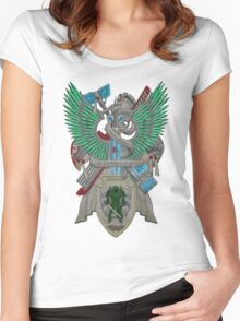 Dark Angels Deathwing Women's Fitted Scoop T-Shirt
