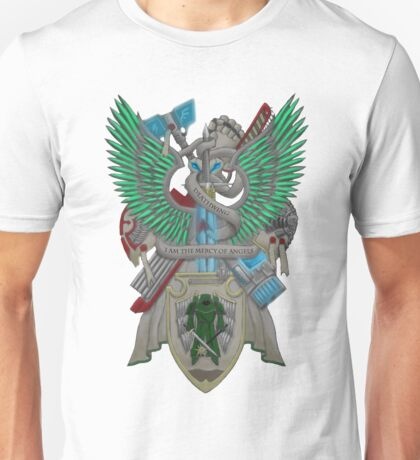 Dark Angels Deathwing Unisex T-Shirt