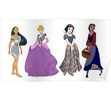 Pretty Little Princesses Poster