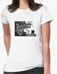 It conquered the world! - Naturally defective Womens Fitted T-Shirt