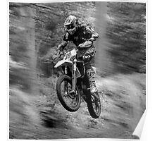 Enduro Racing Poster
