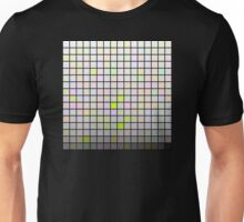 Color Grid 04 Unisex T-Shirt