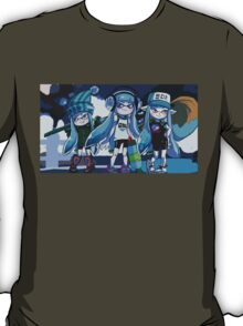 Squid Girl Squad T-Shirt