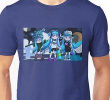 Squid Girl Squad Unisex T-Shirt
