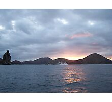 Galapagos Overlook Photographic Print