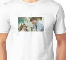 Jim and Pam - OTP Unisex T-Shirt