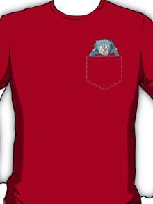 Pocket Miku T-Shirt