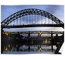 Bridges within bridges, within bridges... Poster