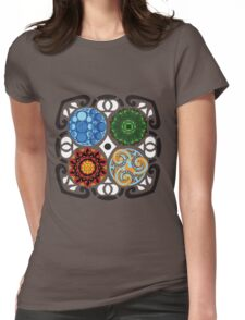 Avatar Nouveau Womens Fitted T-Shirt