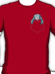 Pocket Miku 2: Electric Boogaloo T-Shirt