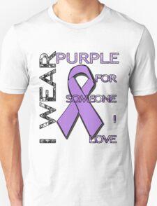 Light Alzheimer's Awareness Tee Shirts Size: Unisex T-Shirt