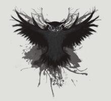 Attack Owl by Lloyd Harvey