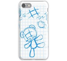 Sketch board  iPhone Case/Skin