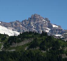 Cascade Mountains by Dave Davis