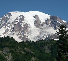 Mount Rainier by Dave Davis