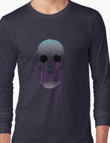 Kandy Skull Long Sleeve T-Shirt