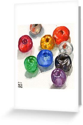 Beads I by Amy-Elyse Neer