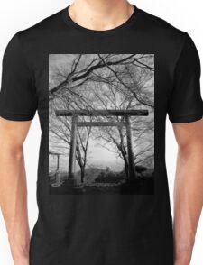 Torii Gate Unisex T-Shirt