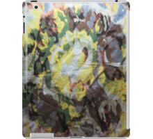 Tie Dye Combat iPad Case/Skin