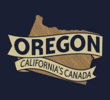 Oregon by AJ Paglia