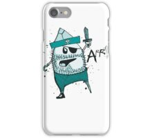 Bluebeard iPhone Case/Skin