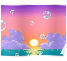 pokemon mystery dungeon sky Poster