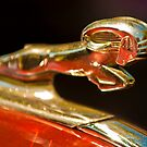 1939 Dodge Ram Hood Ornament by Jill Reger