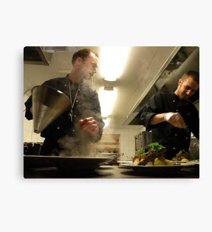 The Swedish Chef Canvas Print