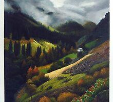 Serene by Aziz Mohammed