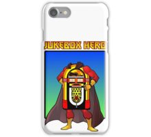 Jukebox Hero iPhone Case/Skin