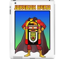 Jukebox Hero iPad Case/Skin