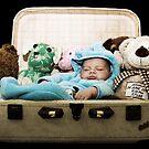 Joshua's Newborn Photos No. 1 by DanikaL