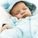 Joshua's Newborn Photos No. 3 by DanikaL