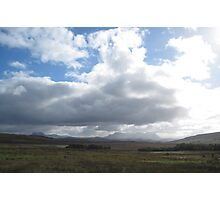 Big Sky Country - Scottish West Coast Photographic Print