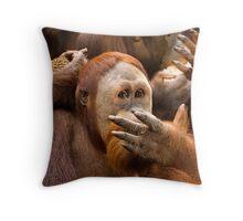 Finger Lickin' Good Throw Pillow